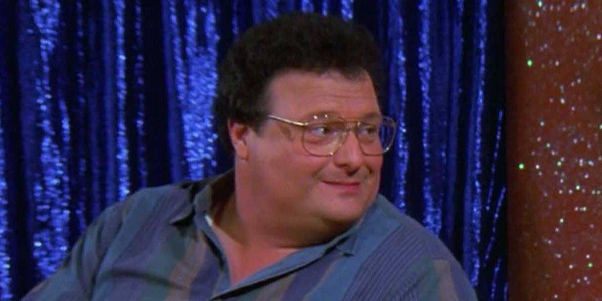 Wayne Knight as Newman on Seinfeld