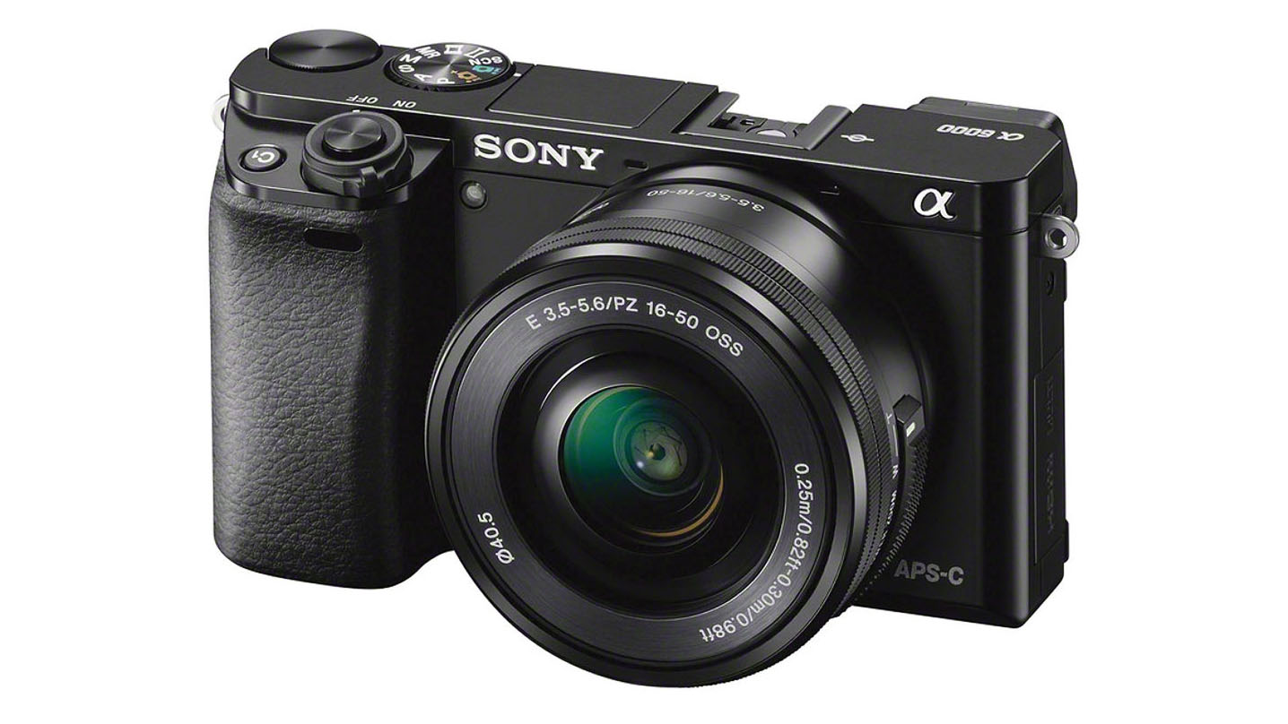 Christmas camera deal: Get the Sony A6000 for £249 after cashback