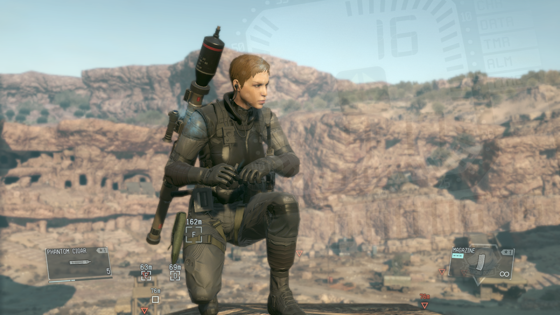 Being someone else in Metal Gear Solid 5 | PC Gamer