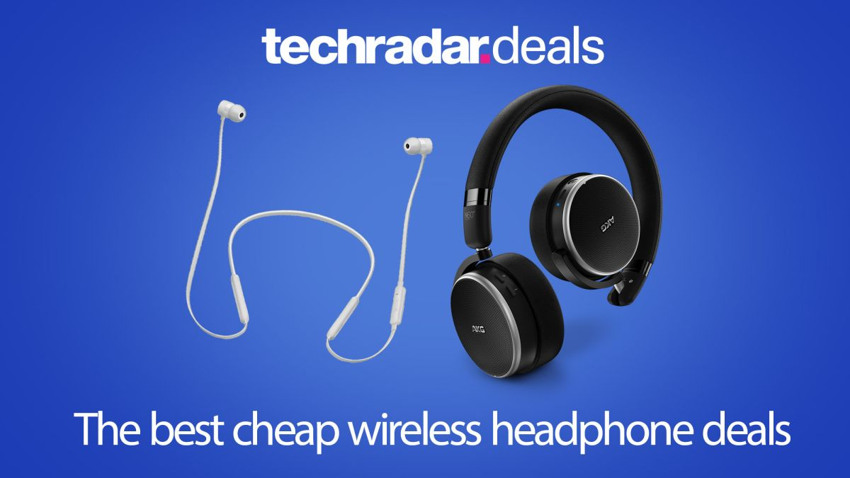 The Best Cheap Wireless Headphone Sales Deals For September 2020 Techradar