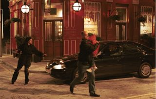 shocking - The biggest shocks ever at Christmas in EastEnders! Tiffany killed