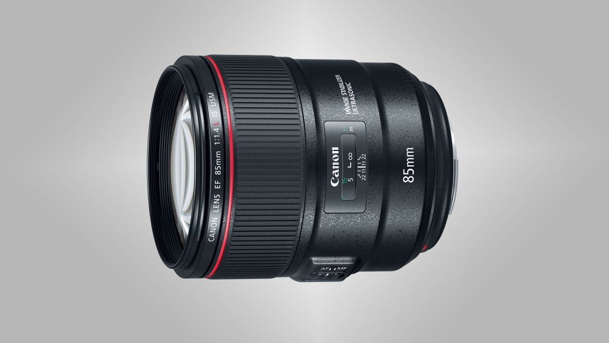 Canon EF 85mm f/1.4L IS USM review