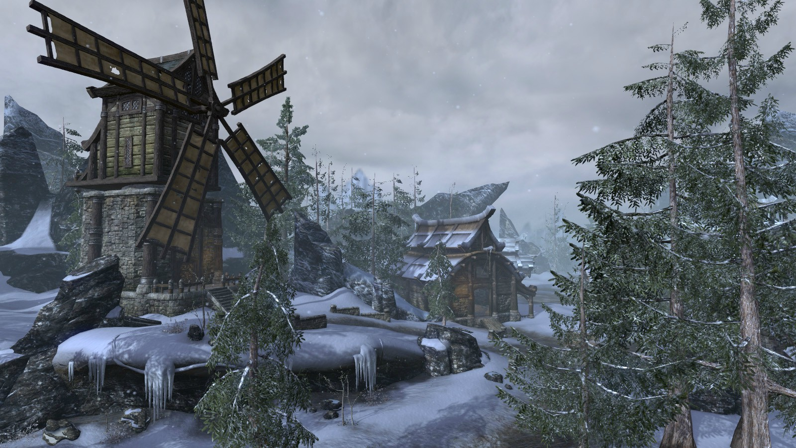 Elder Scrolls Online Screenshots Travel Across Tamriel #24403