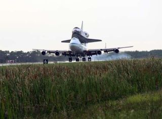 Atlantis Returns Home in Dramatic Fashion