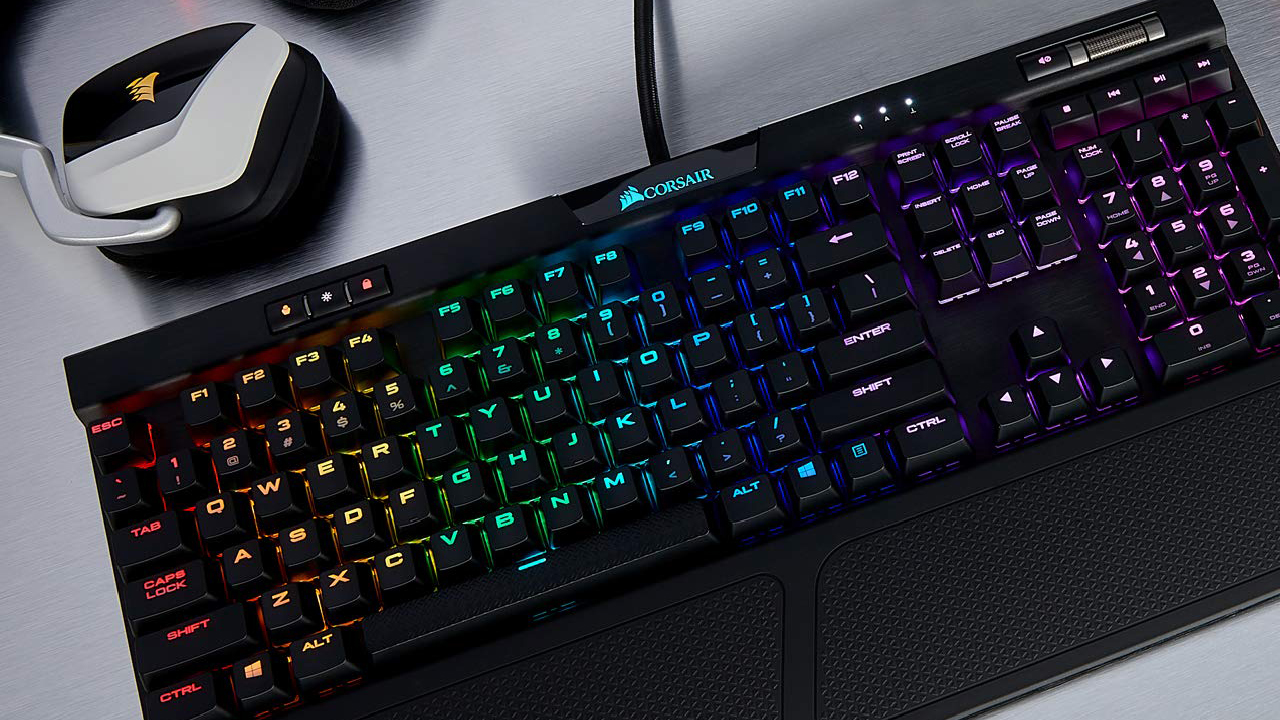 Corsair's K70 MK.2 gaming keyboard with MX Brown switches is only $120