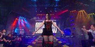Daffney Unger at TNA Sacrifice