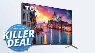 TCL 65-inch LED Roku 4K TV
