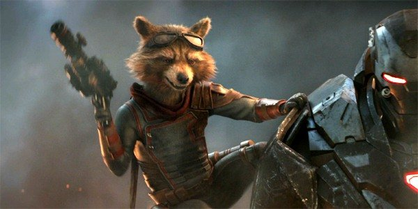 Guardians Of The Galaxy's Sean Gunn Reveals How He First Brought Rocket To Life