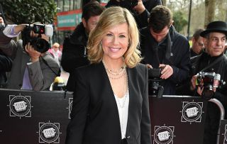 'Snacking is out!' Ex-EastEnders star Glynis Barber shares her tips on how she stays fit and slim