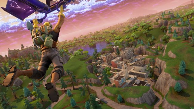 'The floor is lava' among a dozen temporary game modes coming to Fortnite soon