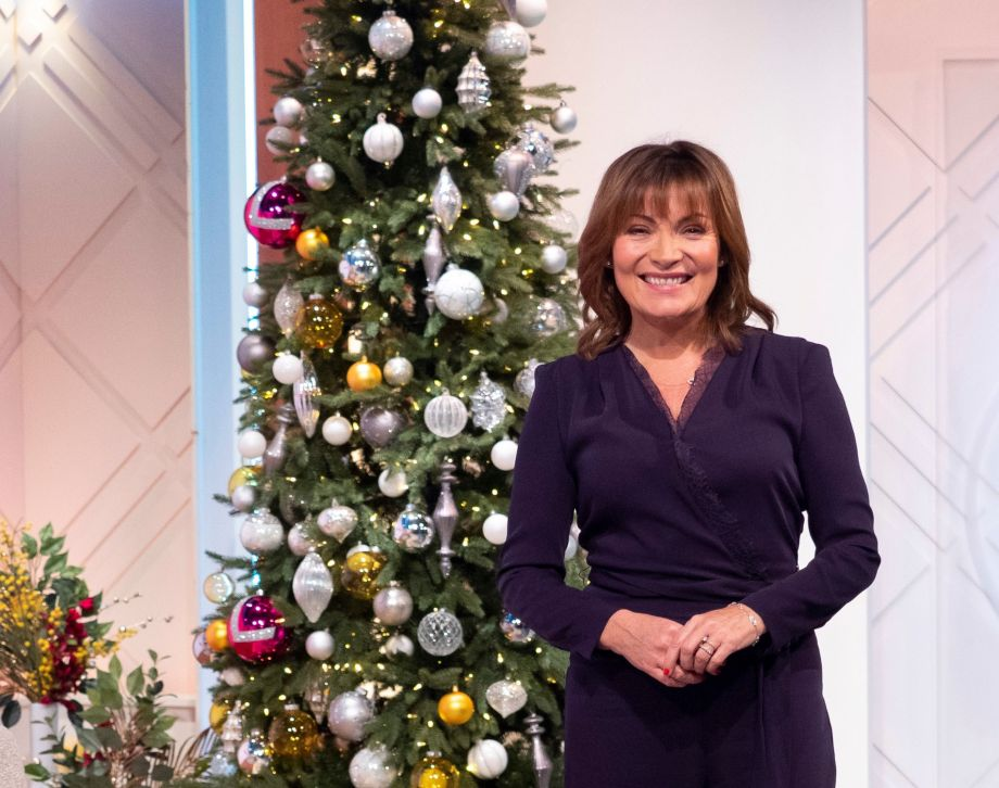 2d02713a71f8 Lorraine Kelly wows with fabulous Mango jumpsuit available for under £70