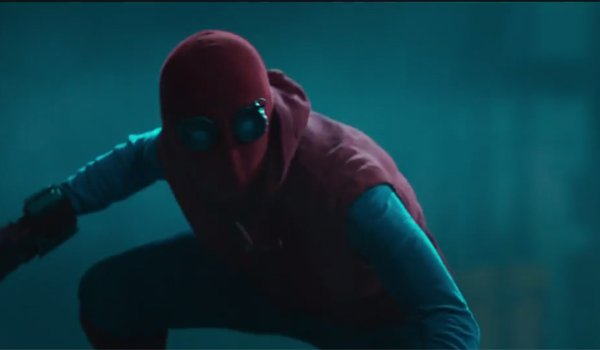 Spider-Man amateur suit Spider-Man: Homecoming
