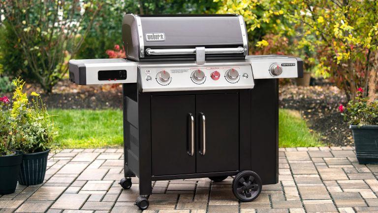 Weber Genesis II EX-335 GBS smart barbecue review