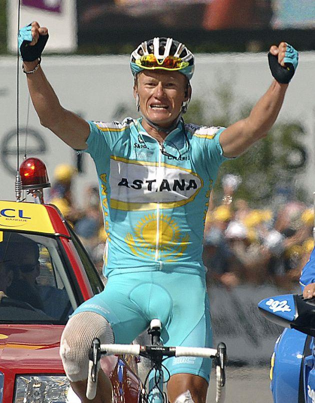 Alexandre Vinokourov Tour de France st15