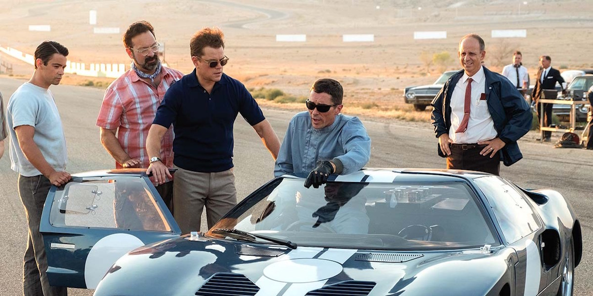 Why Ford V Ferrari S Director Thinks Too Much Research Can Hurt Movies Based On True Stories Cinemablend