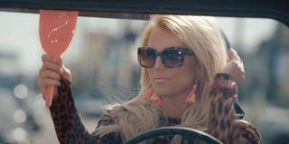 screenshot britney spears pretty girls music video