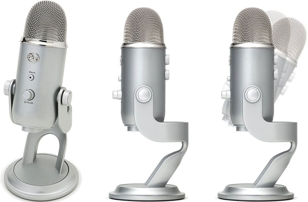 blue yeti usb microphone is on sale for 40 less than usual pc gamer. Black Bedroom Furniture Sets. Home Design Ideas