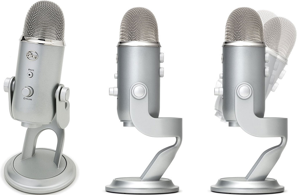 c1b569d7094 Blue Yeti USB microphone is on sale for £40 less than usual | PC Gamer