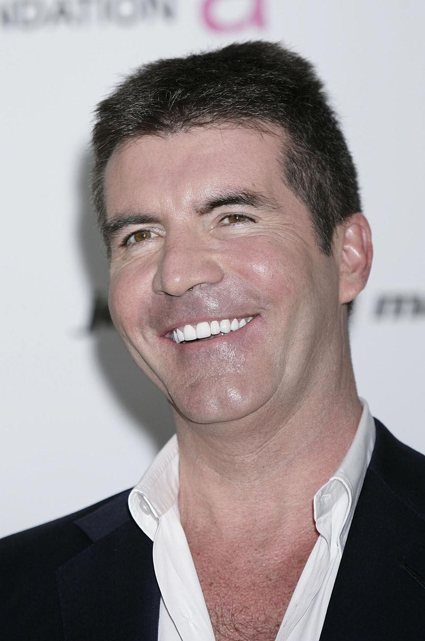 Cowell to face 17 exes at 50th birthday
