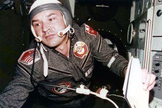 Cosmonaut Valery Kubasov