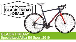 Black Friday Specialized bike