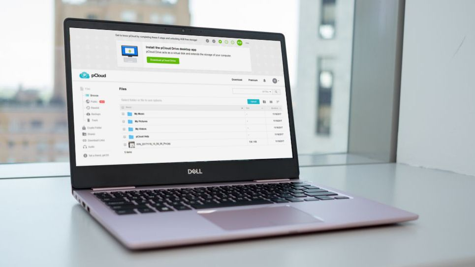 The best free cloud storage service 2018