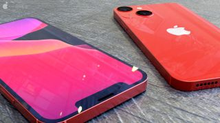 iphone 13 mini render leak