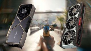 AMD vs Nvidia Cyberpunk 2077 performance