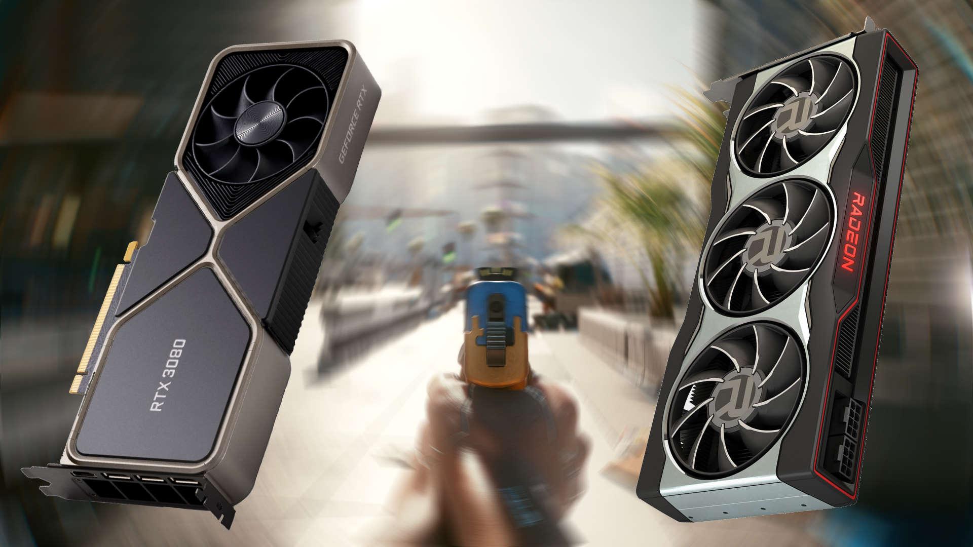 Cyberpunk 2077 GPU performance: AMD RX 6800 XT vs. Nvidia RTX 3080