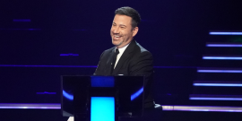 Jimmy Kimmel Had The Cutest Reason For Wanting To Be Part Of The Who Wants To Be A Millionaire Reboot