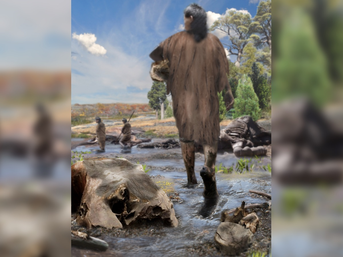 Oldest Human Footprint in Americas May Be This 15,600-Year