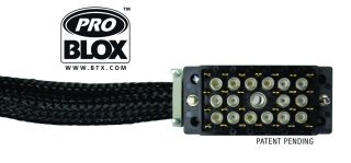 ProBlox Connector System Adds New Set of Coaxial Contacts