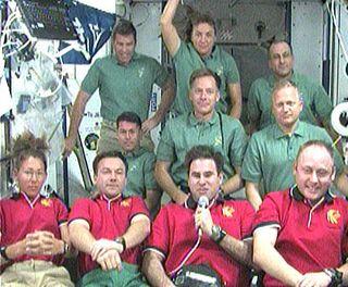 Spaceflight Going 'Wonderful' Despite Glitches, Astronauts Say