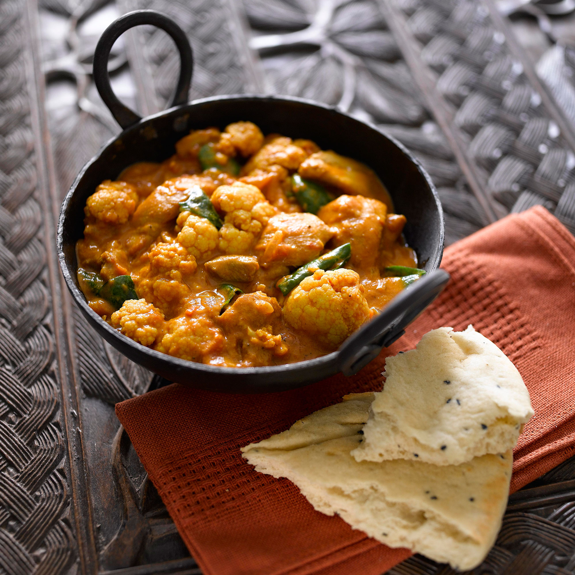 Cauliflower And Chicken Curry Recipes Woman Amp Home