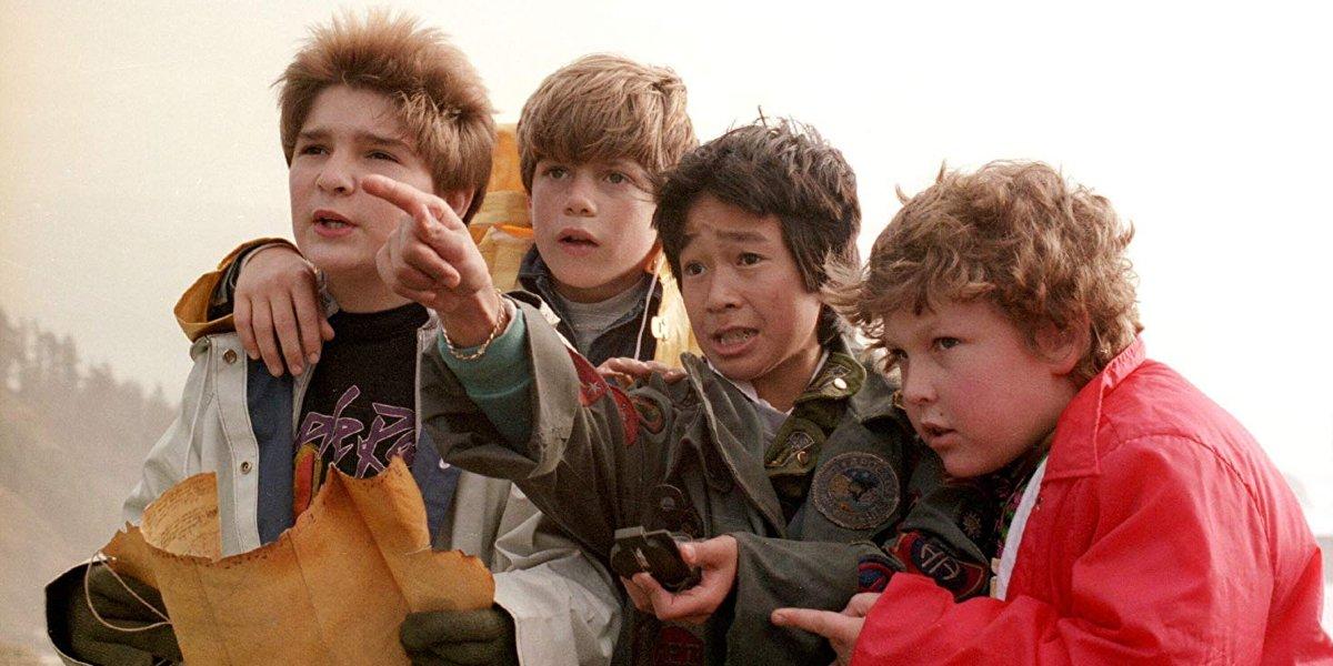 The Goonies cast