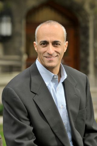 Boaz Keysar, professor of Psychology and the chair of the cognition group at the University of Chicago.