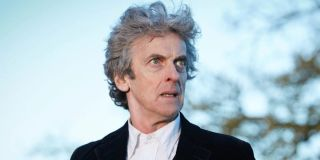 Peter Capaldi as The Doctor Doctor Who BBC America
