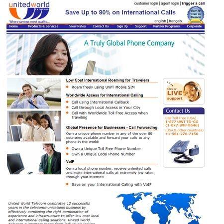 United World Telecom Review - Pros, Cons and Verdict   Top