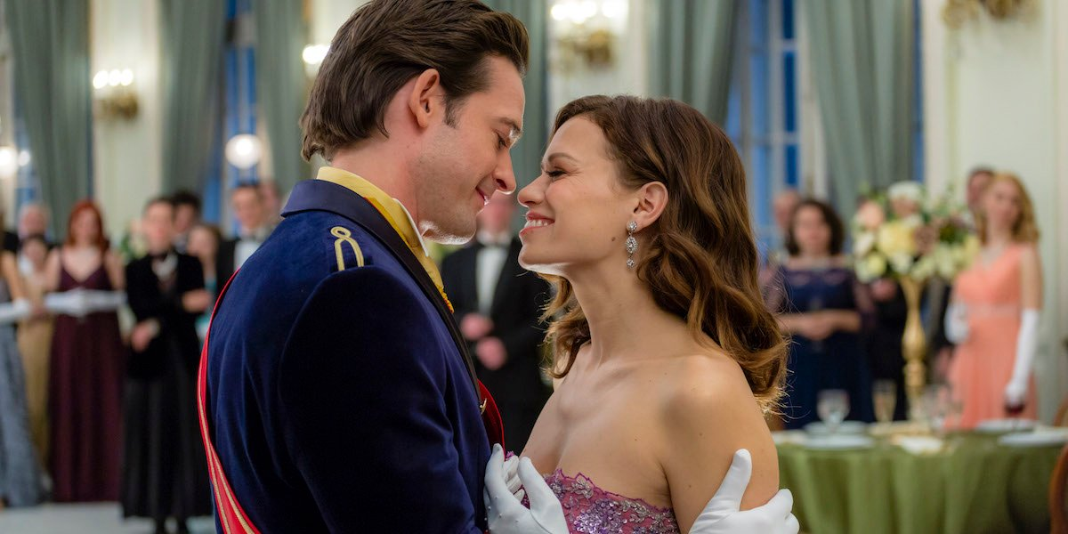 royal matchmaker, will kemp bethany joy lenz hallmark channel