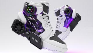 RTX 3080 shoes