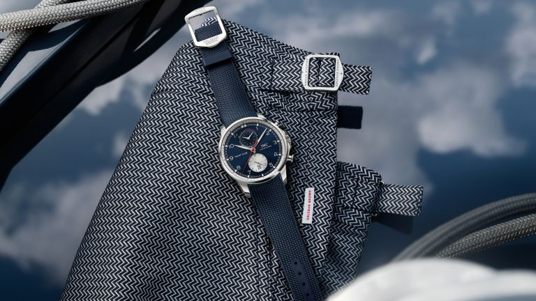 IWC partners with Orlebar Brown to create the ultimate summer watch