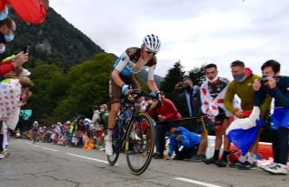 AG2R's Romain Bardet rode strongly on both Pyrenean stages at the 2020 Tour de France