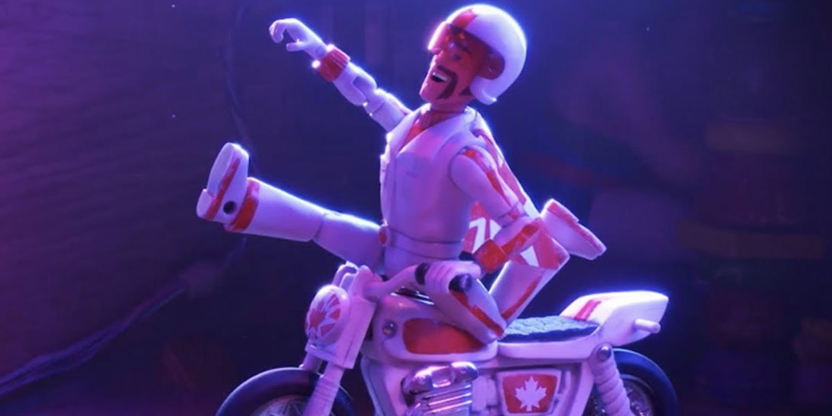 Now, Keanu Reeves' Toy Story 4 Character Is The Subject Of A Disney Lawsuit