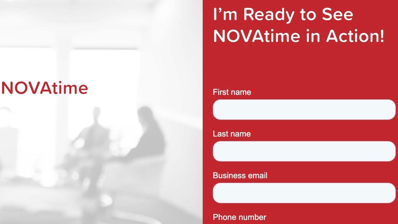 NOVAtime review