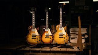 Gibson 60th anniversary Les Pauls