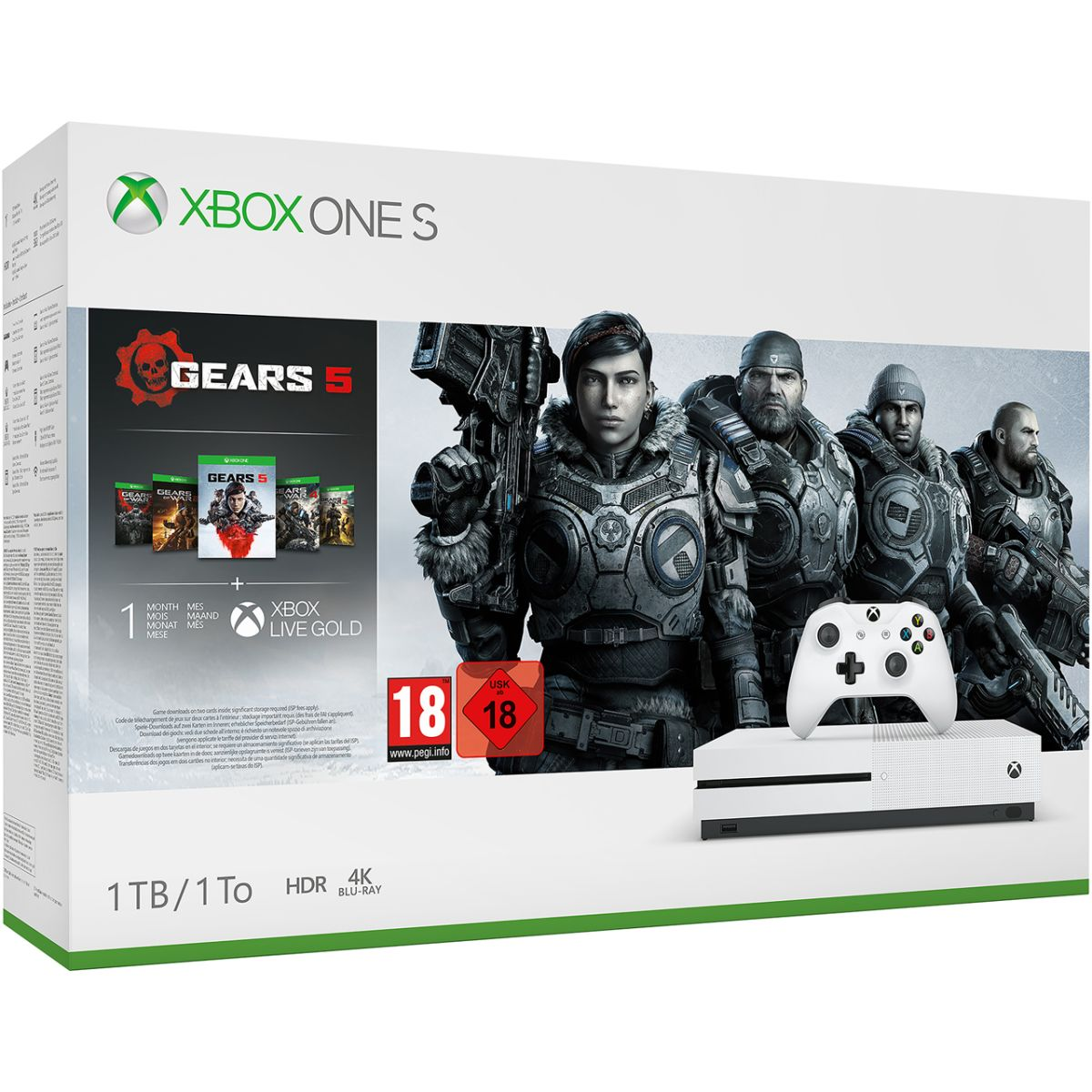 The cheapest Xbox One bundle deals and sale prices in
