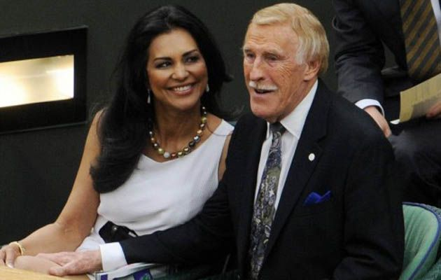 Bruce Forsyth's wife Wilnelia opens up about recovery