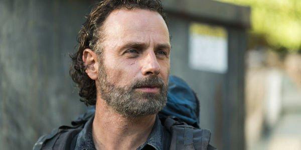 Rick in The Walking Dead Season 7