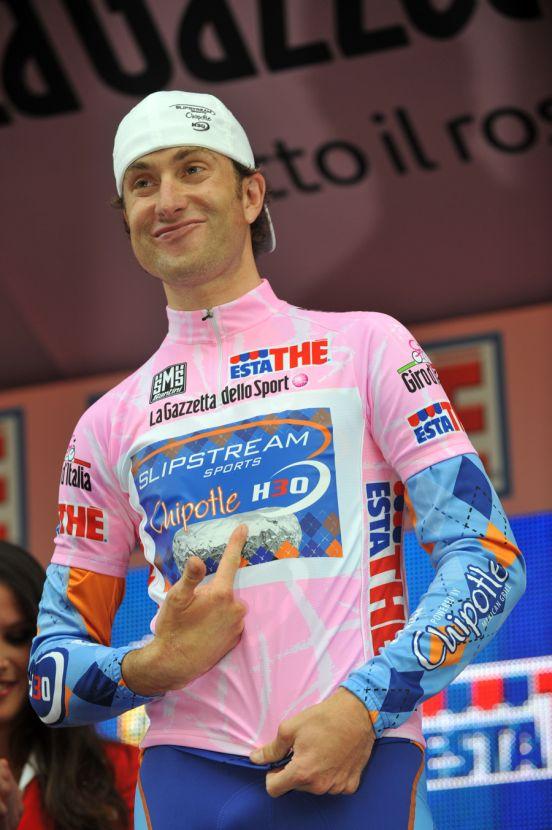 Christian Vandevelde Giro stage 1 2008 team time trial