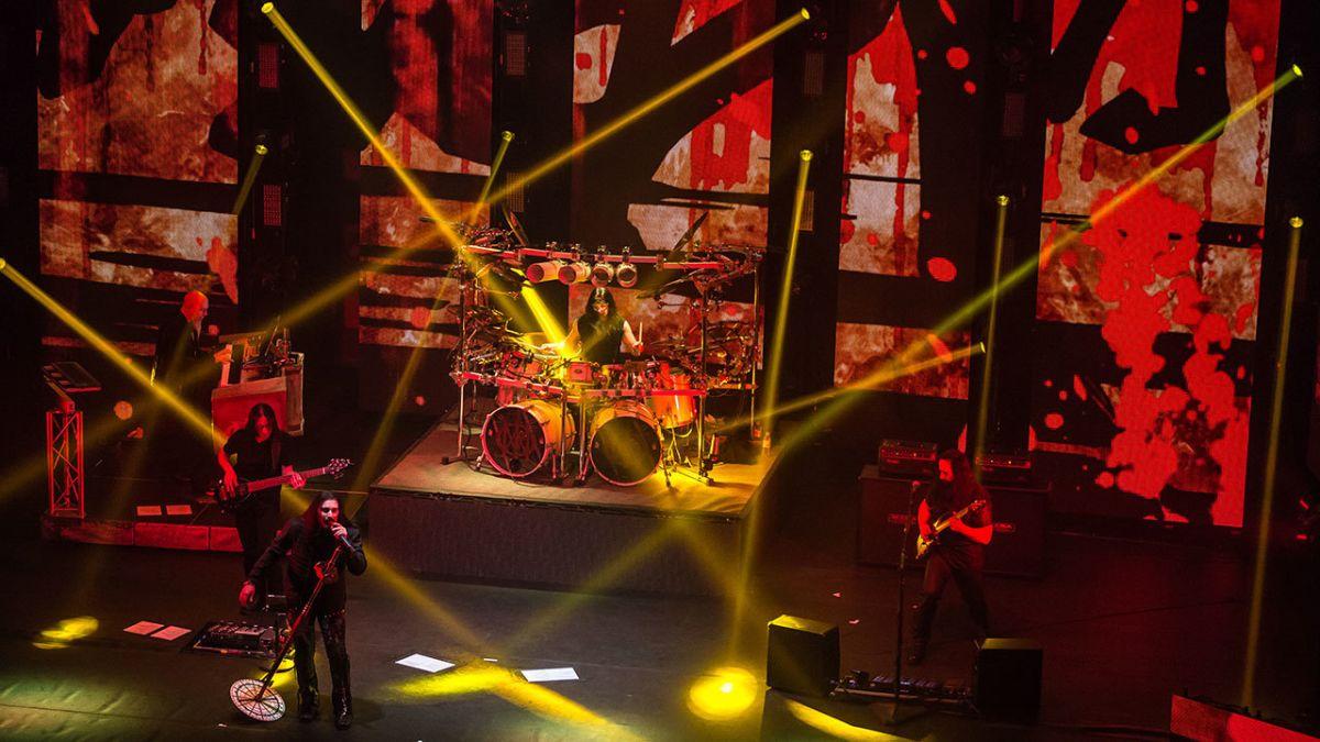Meet the man behind Dream Theater's trippy concert films